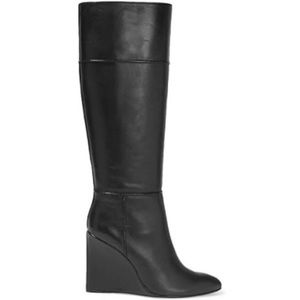 NWT BRAND NEW LINETTE Tory Burch Leather Boot